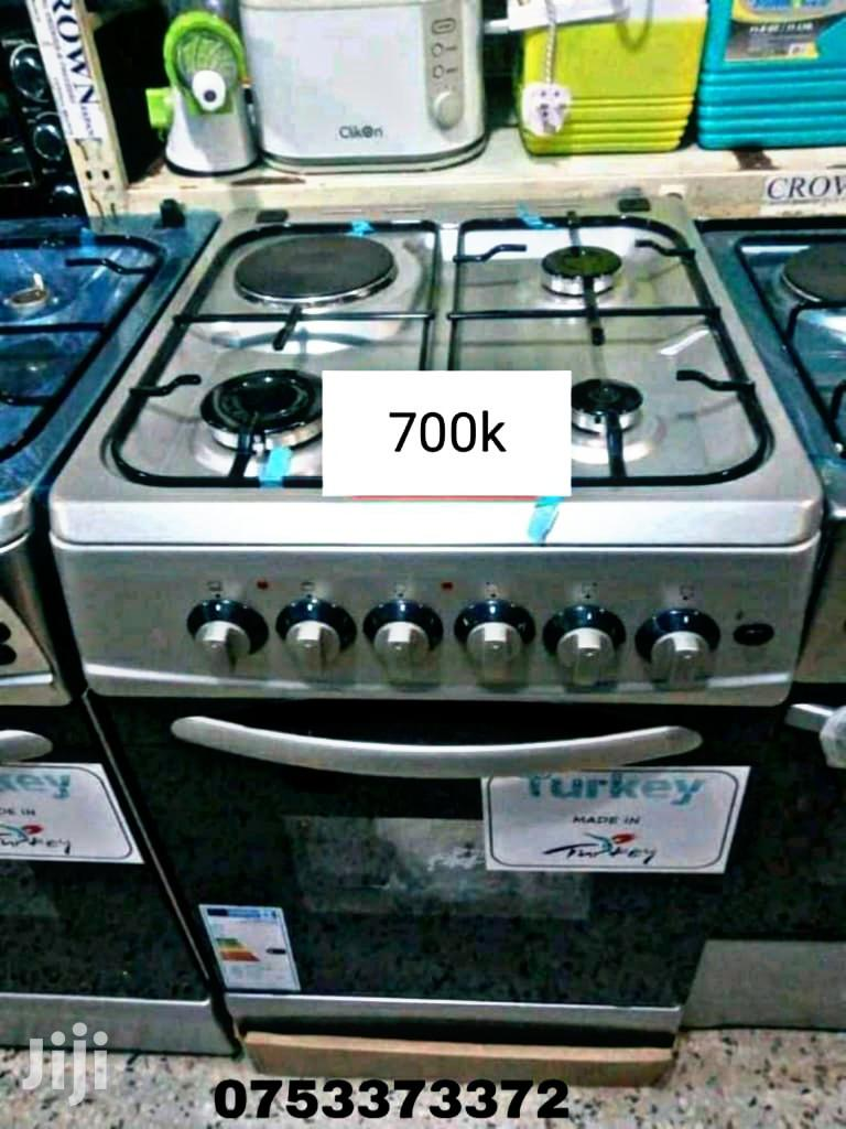 Archive: 3x1 Gas Cooker