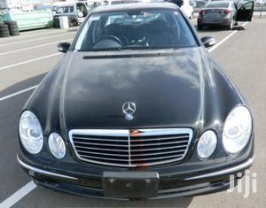 Mercedes-Benz E280 2006 Black