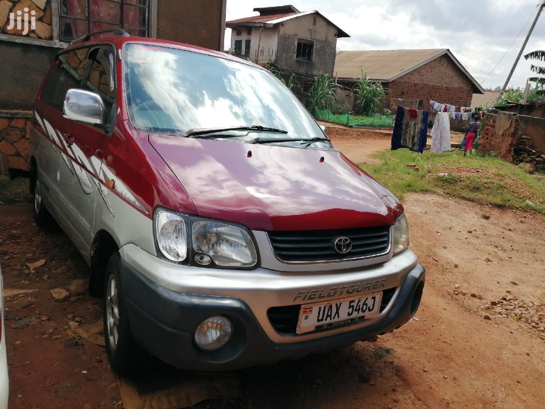 Toyota Noah 2001 Red | Cars for sale in Kampala, Central Region, Uganda
