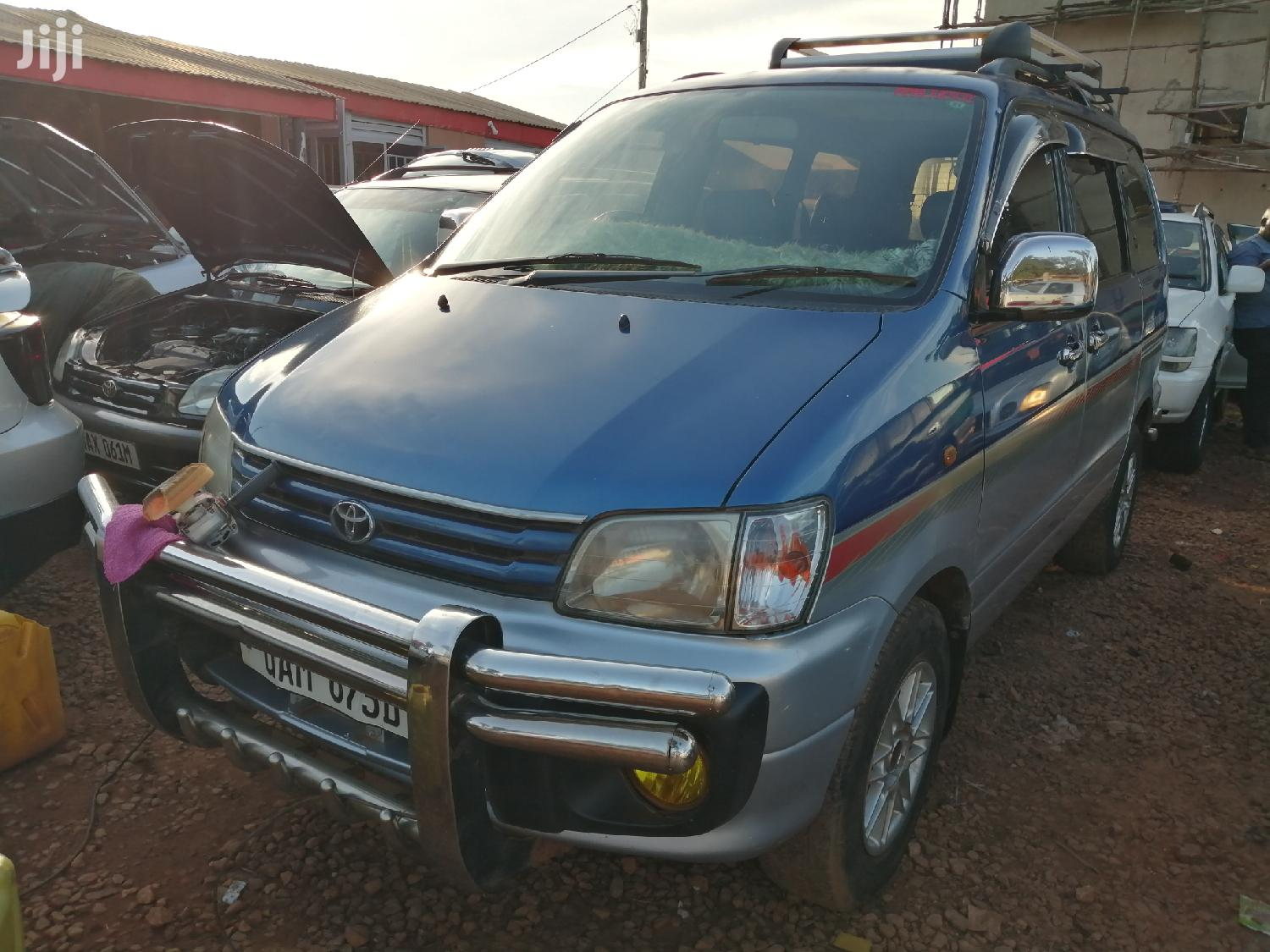 Toyota Noah 1999 Blue | Cars for sale in Kampala, Central Region, Uganda
