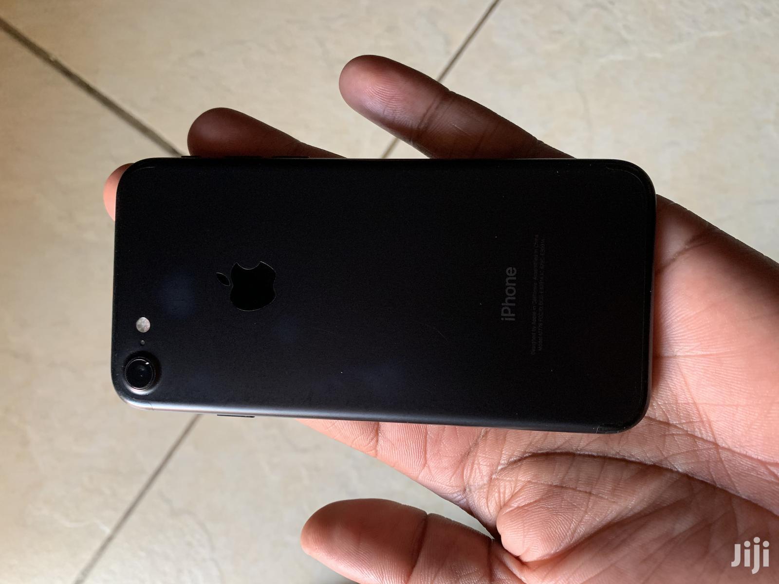 Apple iPhone 7 128 GB Black | Mobile Phones for sale in Kampala, Central Region, Uganda