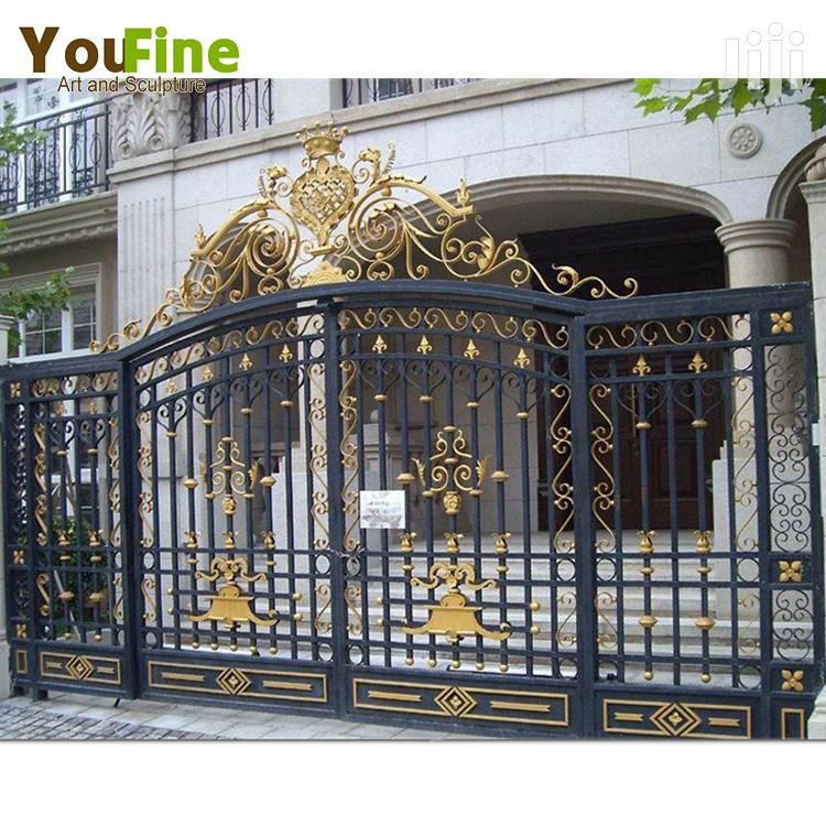 103 Wrought Iron Quality Gate