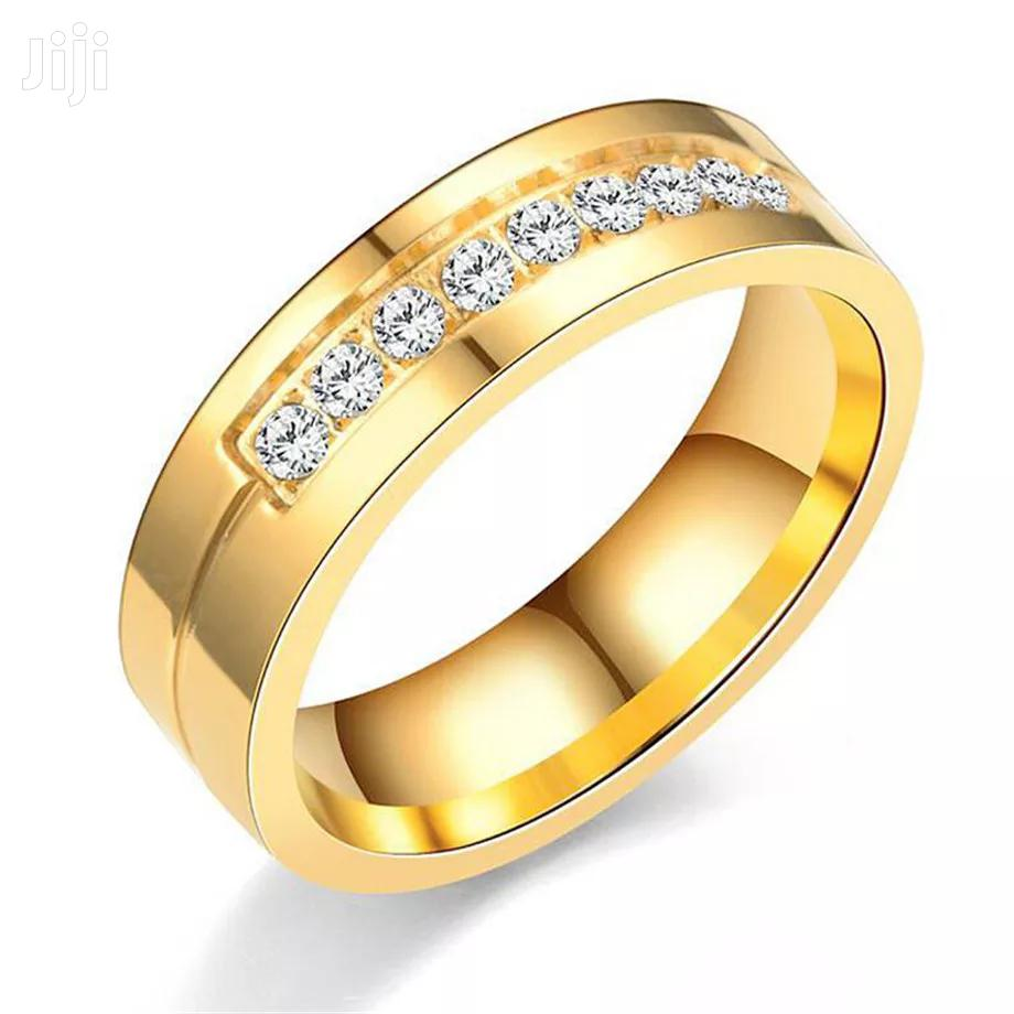Luxury Gold Couple Rings | Jewelry for sale in Kampala, Central Region, Uganda