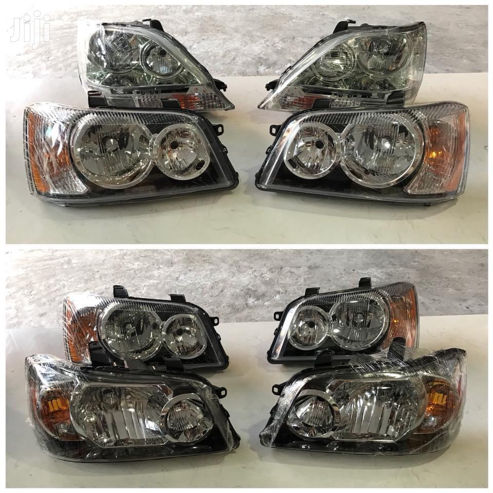 New Headlights For All Cars