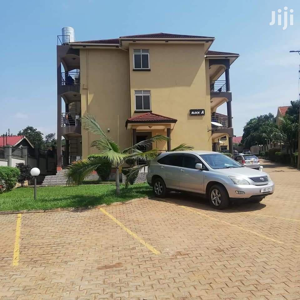 Two Bedrooms Apartment House For Rent In Kiwatule