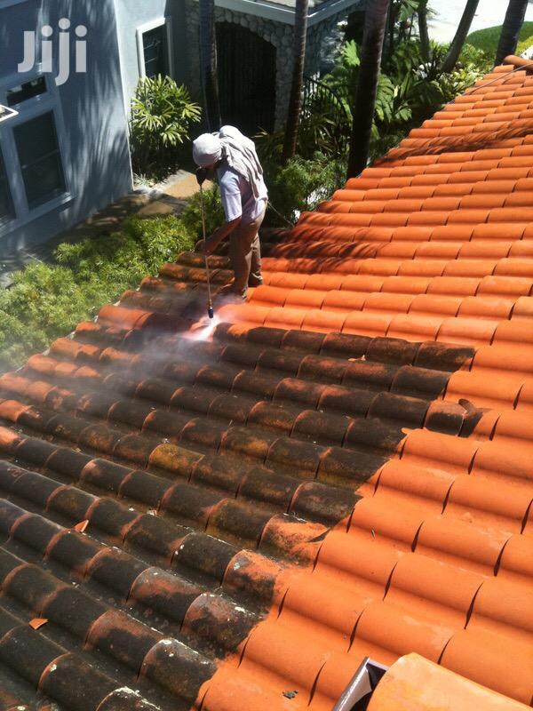 Roof Tile Cleaning Services | Cleaning Services for sale in Kampala, Central Region, Uganda