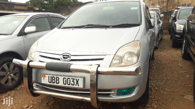 Toyota Spacio 2004 Silver