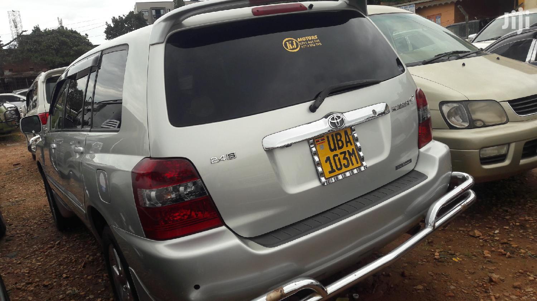 Toyota Kluger 2001 | Cars for sale in Kampala, Central Region, Uganda