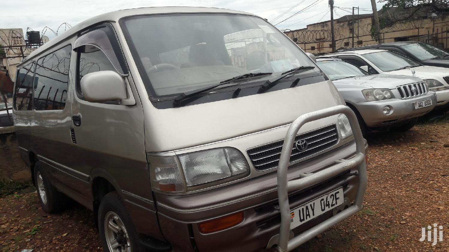 Toyota Super Custom UAY ON SALE | Buses & Microbuses for sale in Kampala, Central Region, Uganda