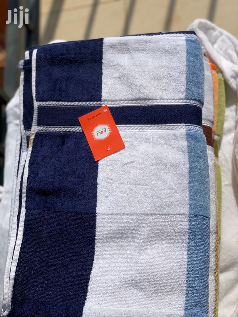 Volvet Towels