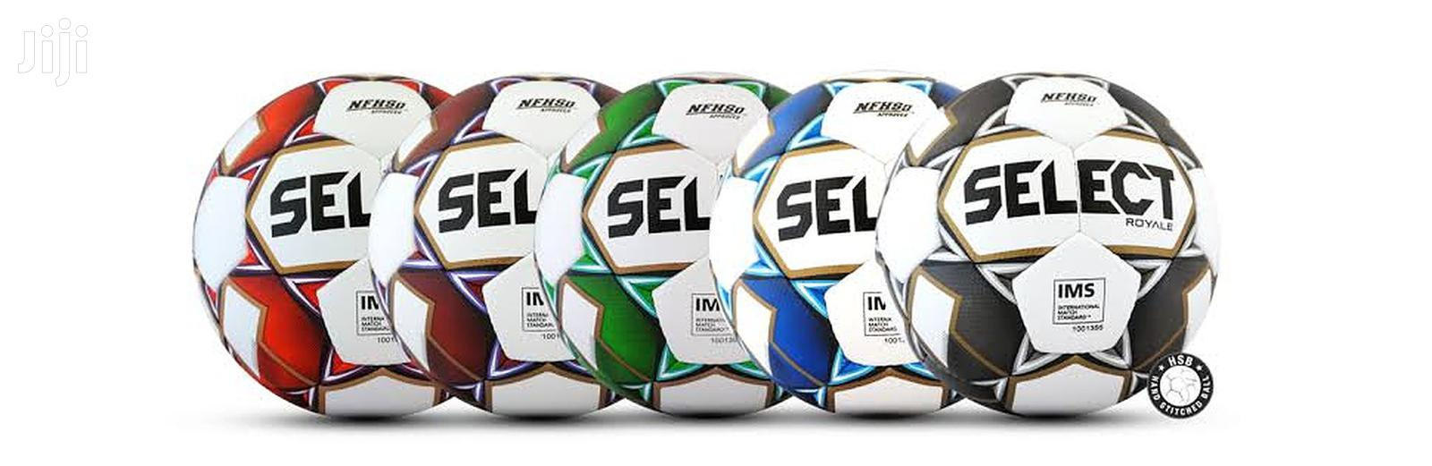 Original Select Soccerball/Football | Sports Equipment for sale in Kampala, Central Region, Uganda