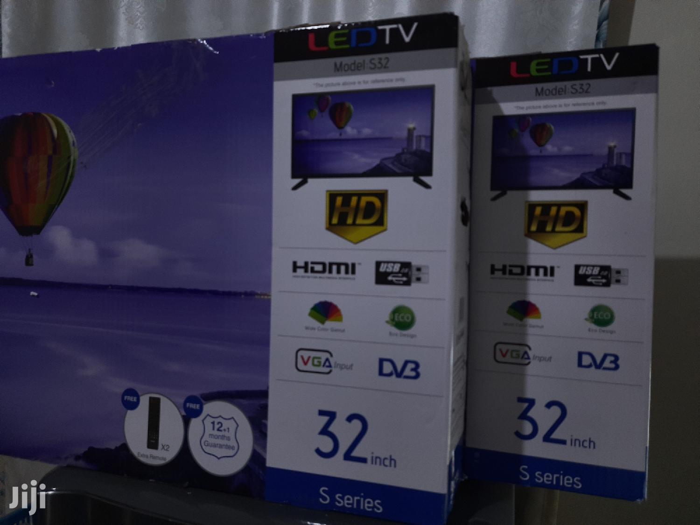 32 Inches Smartec Digital Flat Screen TV