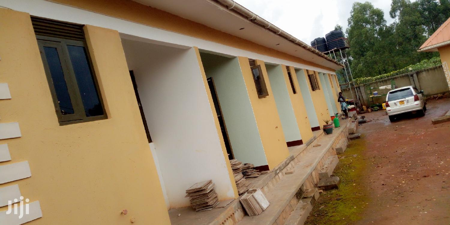 Double Rooms for Rent Self-Contained Located in Seeta-Bajjo | Houses & Apartments For Rent for sale in Mukono, Central Region, Uganda