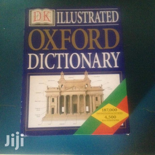 Archive: Oxford Dictionary.