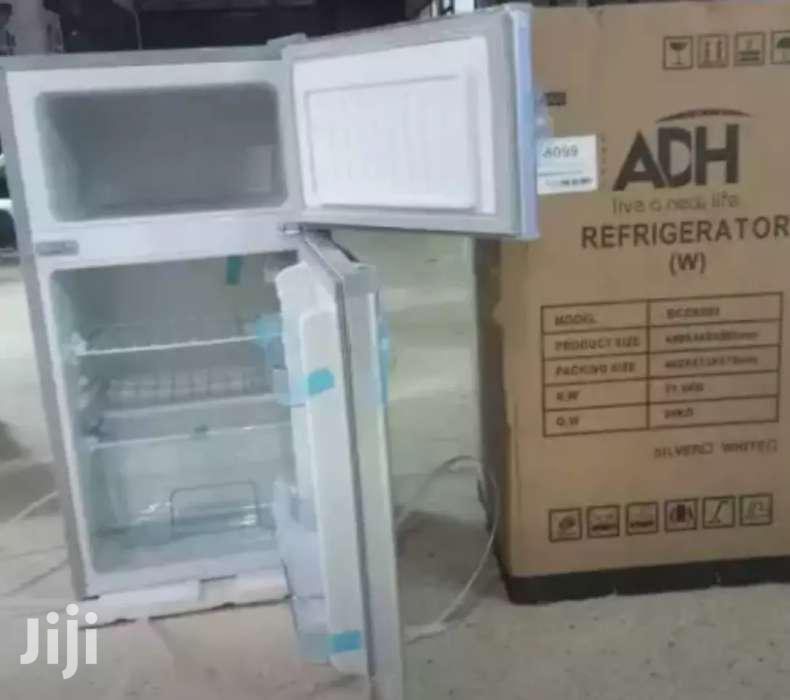 Brand New ADH Double Door Refrigerator 120L | Kitchen Appliances for sale in Kampala, Central Region, Uganda