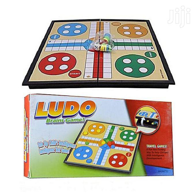 Archive: Magnetic Ludo Board Game
