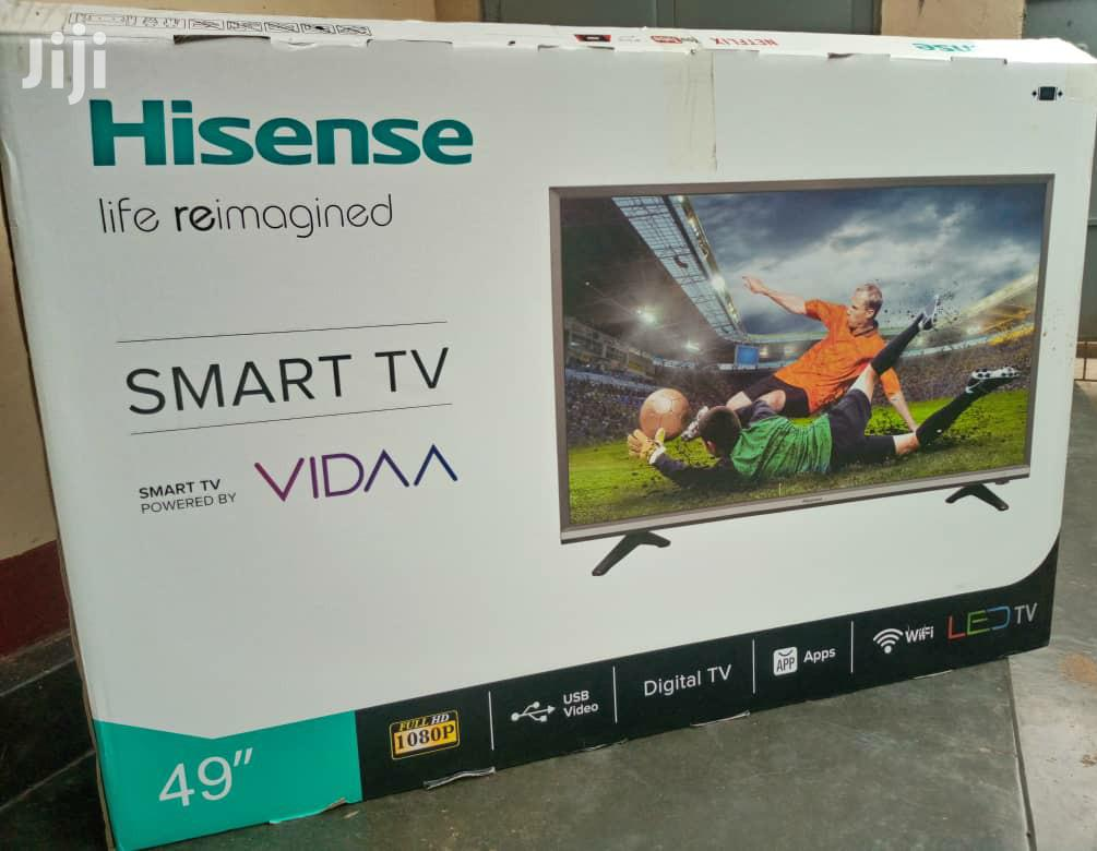 Archive: Hicense Smart 49inches Led Screen Tv