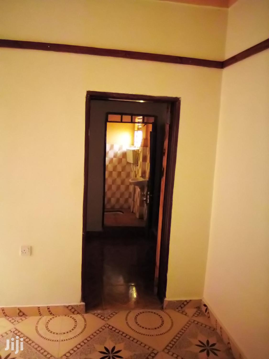 Double Self Contained House For Rent In Mutungo