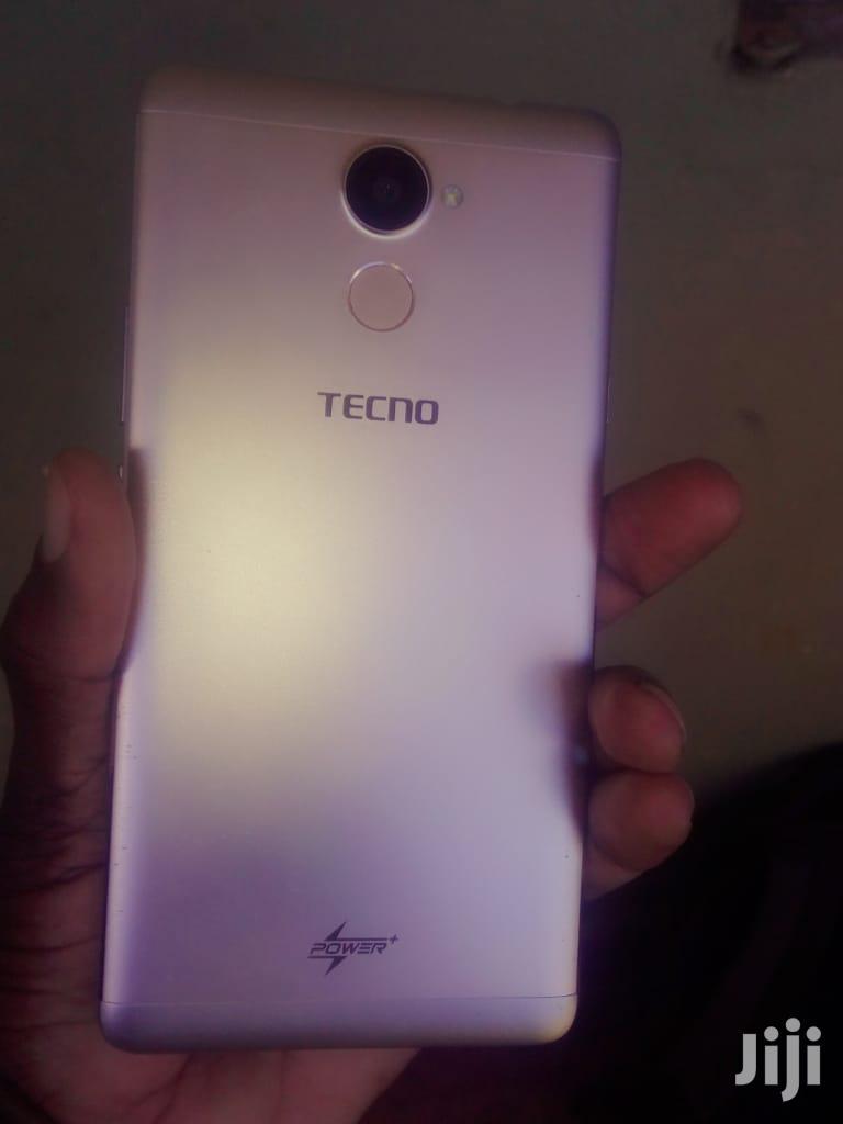 Archive: Tecno L9 Plus 16 GB Gray