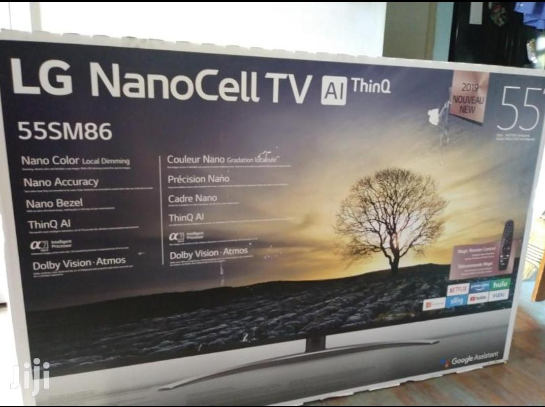 Brand New Lg 55inches Nano Cell Smart Super UHD 4k