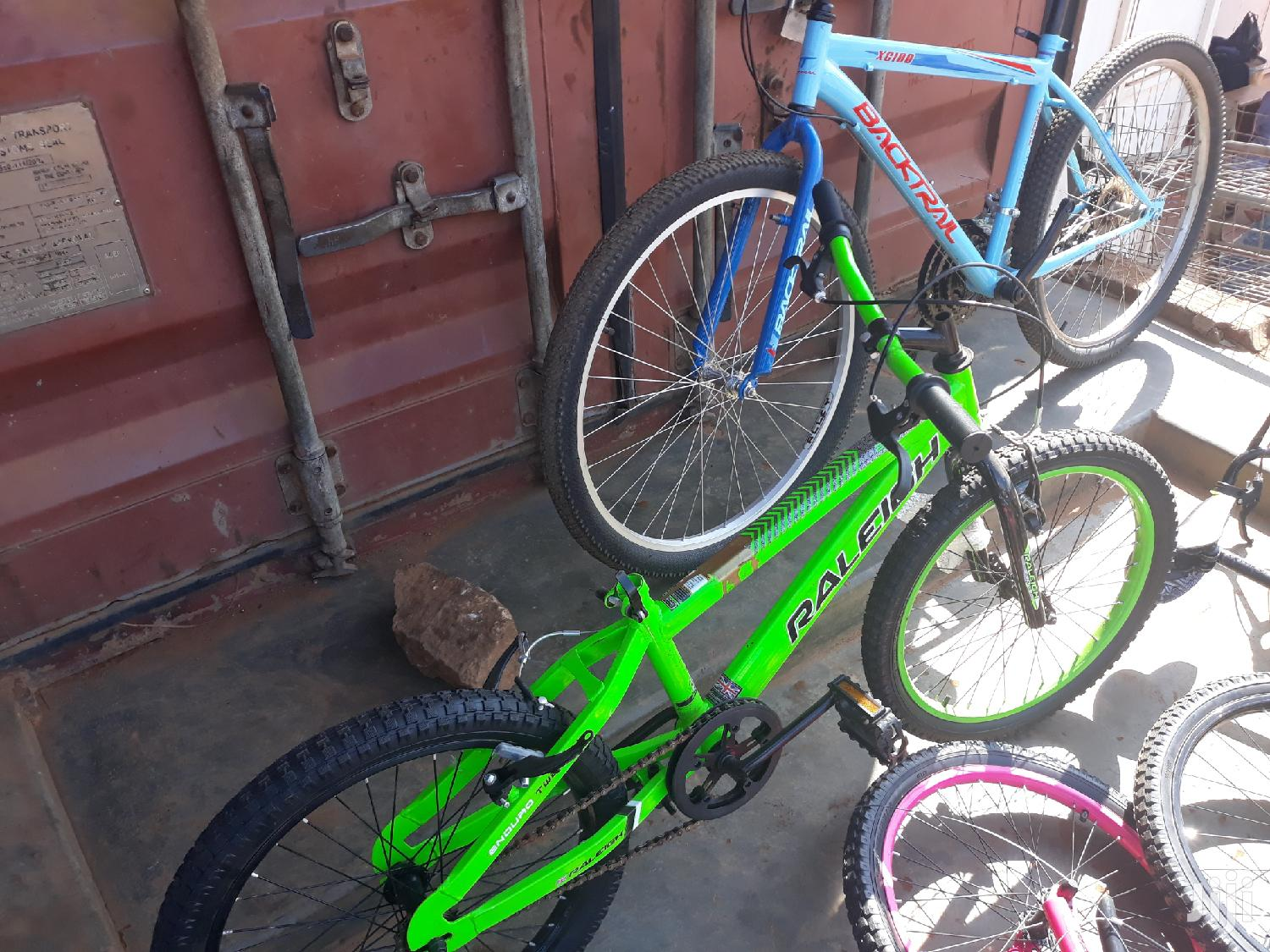 Mountain Sports Bicycles From Uk   Sports Equipment for sale in Kampala, Central Region, Uganda