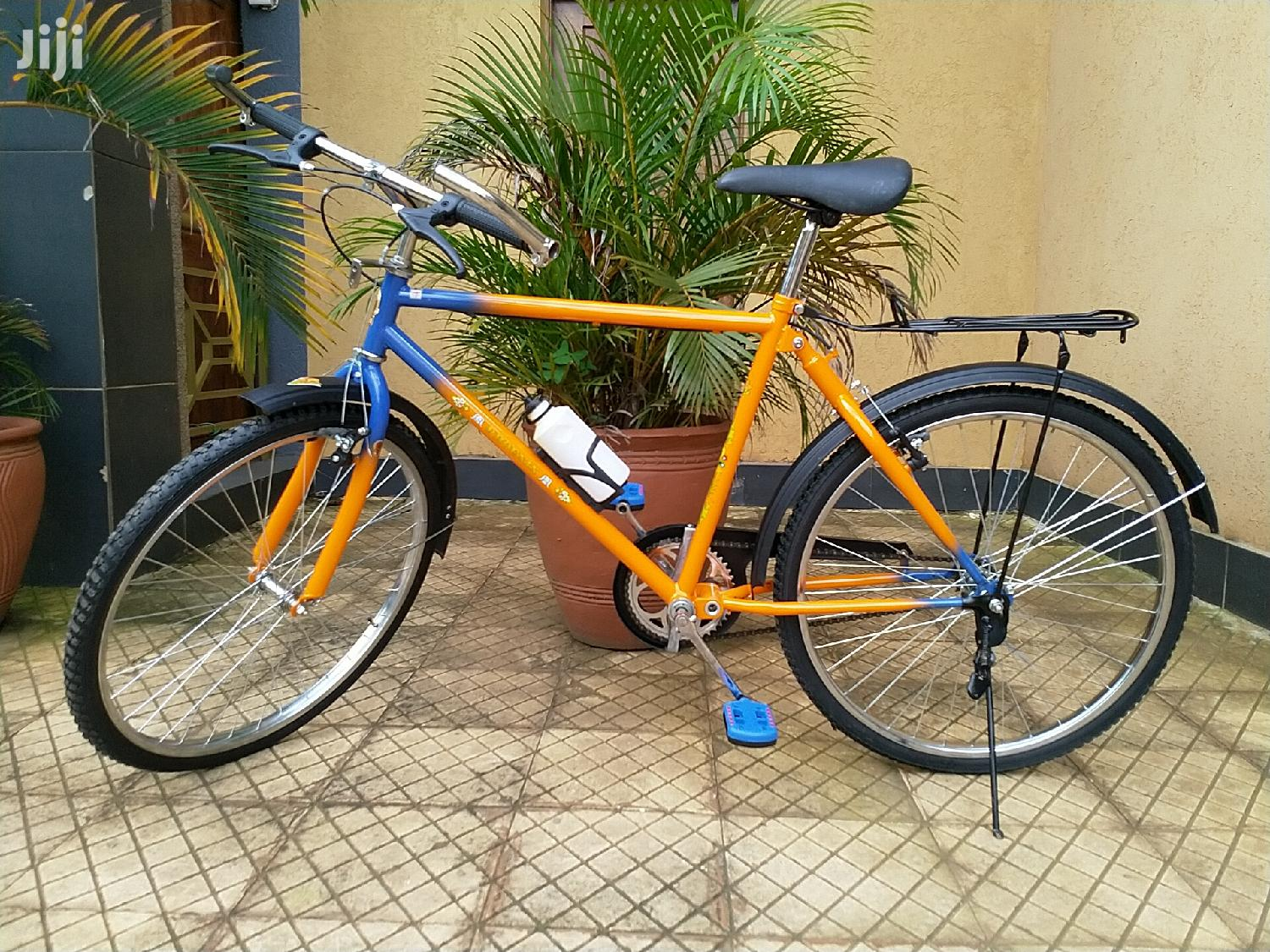 Brand New Bicycles