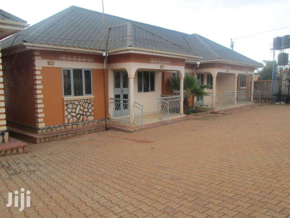 Two Bedroom House In Bukasa For Rent