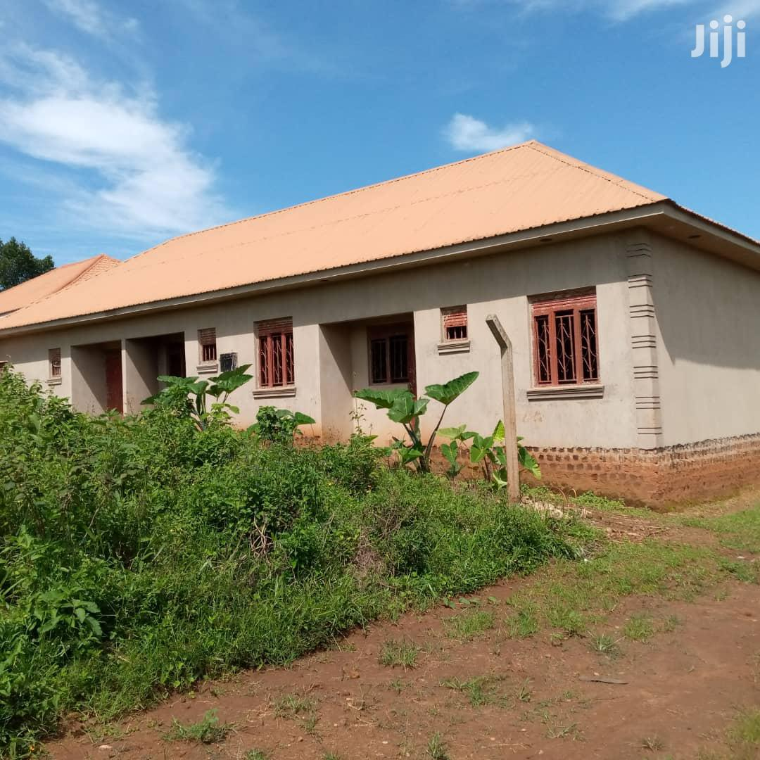 Two Bedroom House In Kitende For Sale