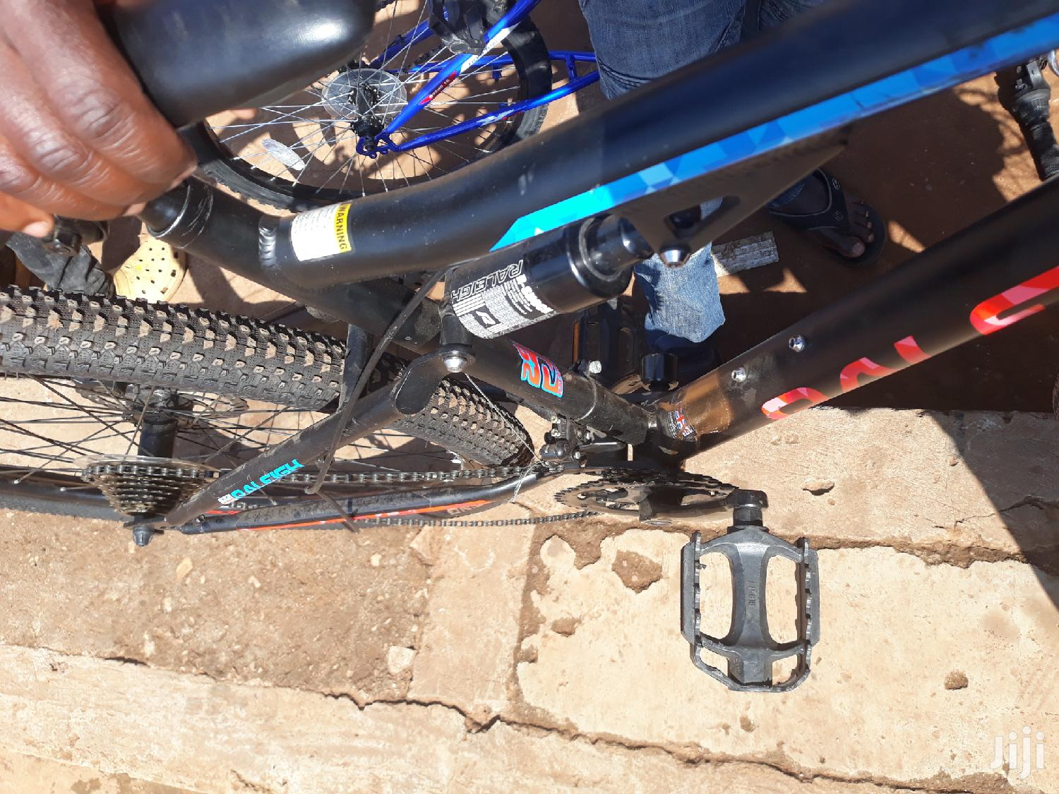 Mountain Bicycle From Uk | Sports Equipment for sale in Kampala, Central Region, Uganda