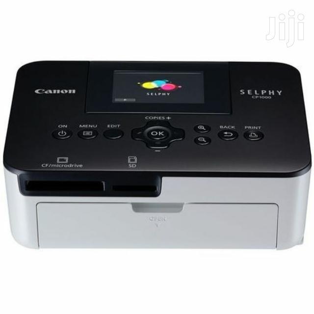 Canon Portable Photo Printer Selphy CP1000