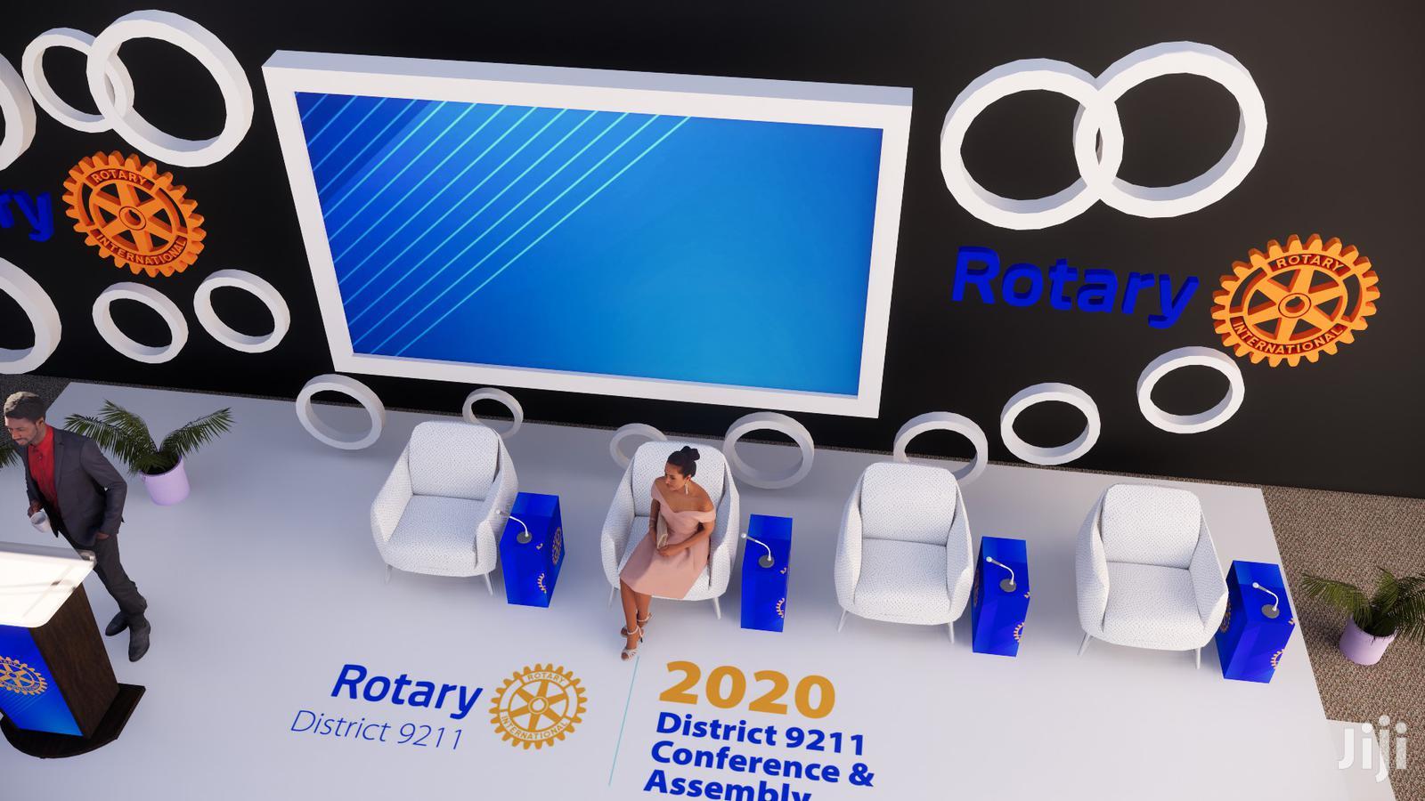 3D Visualization | Computer & IT Services for sale in Mukono, Central Region, Uganda