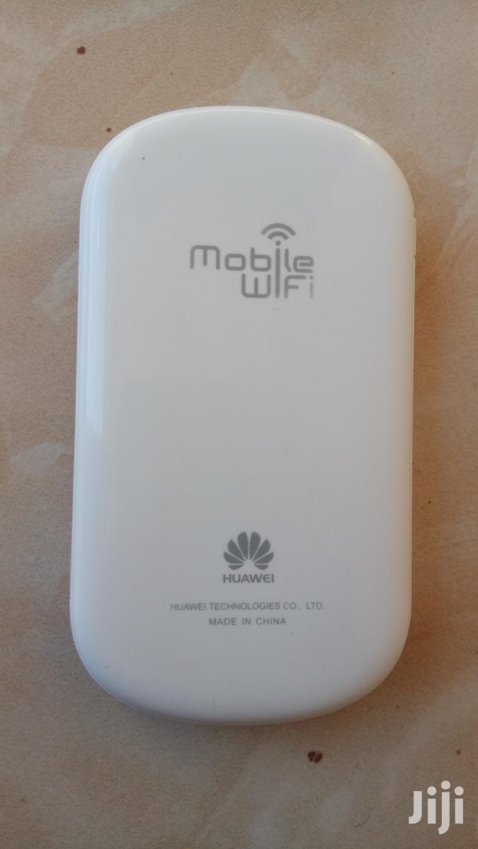 Archive: Huawei E587 Mifi Modem