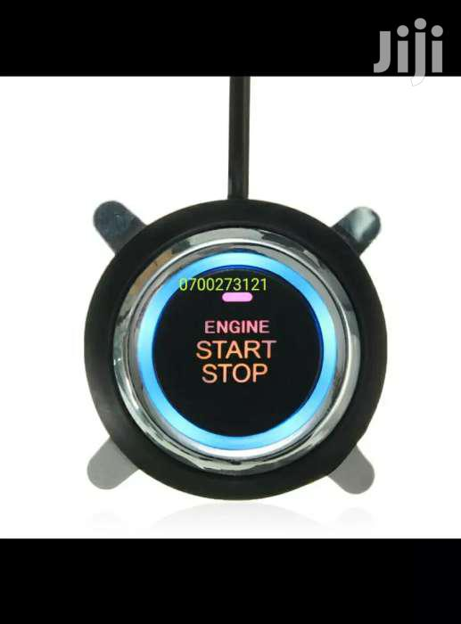 Engine Start And Stop Button | Vehicle Parts & Accessories for sale in Kampala, Central Region, Uganda