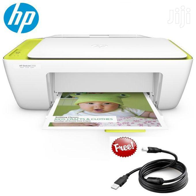 Archive: HP Deskjet 2130 All In One Printer