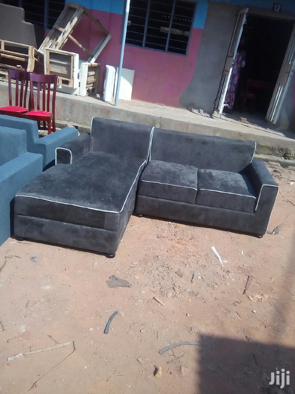 5 Seayer L Shaped Sofa