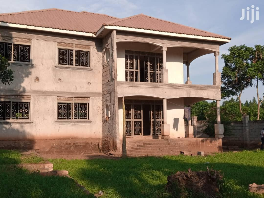 Archive: Four Bedroom Mansion In Matugga For Sale