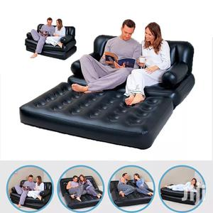 5 In 1 Multifunction Inflatable Sofa