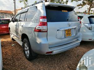 Toyota Land Cruiser Prado 2014 Silver   Cars for sale in Central Region, Kampala