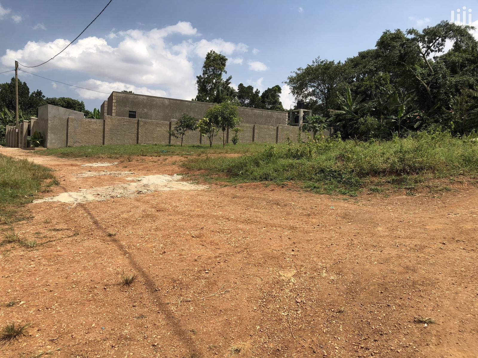 Kira Kimwani 25 Decimals Near the Tarmack on Sell | Land & Plots For Sale for sale in Kampala, Central Region, Uganda