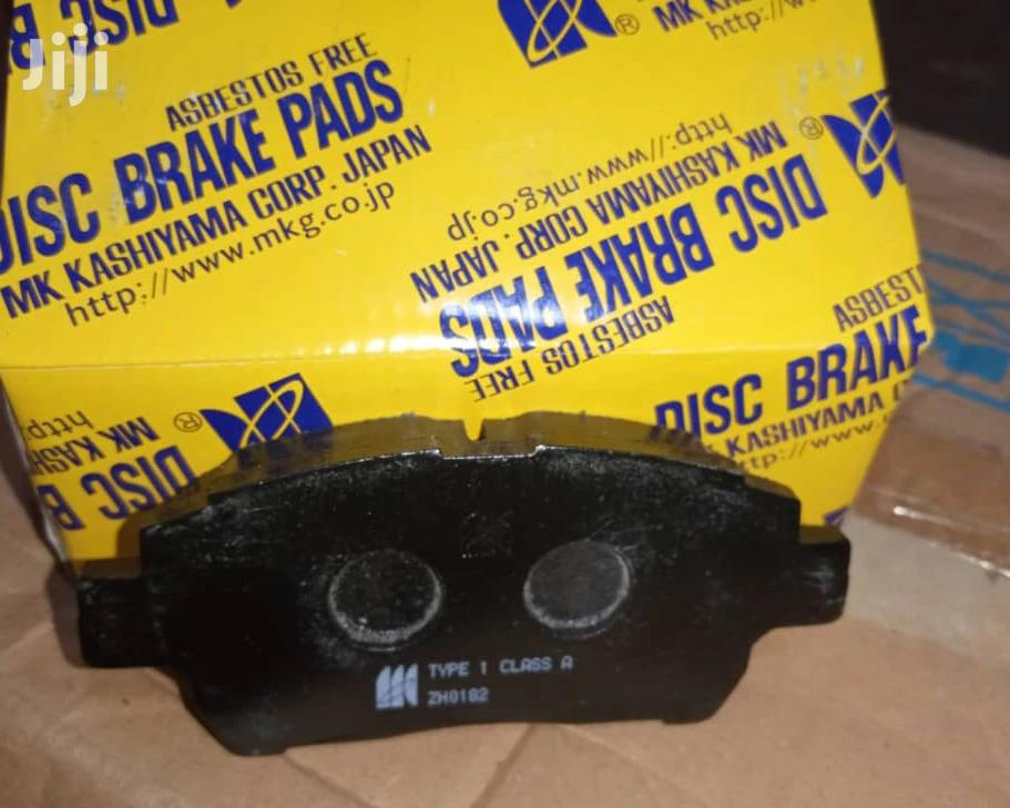 Disc Brake Shoes for All Passengers SUV and 4WD CARS