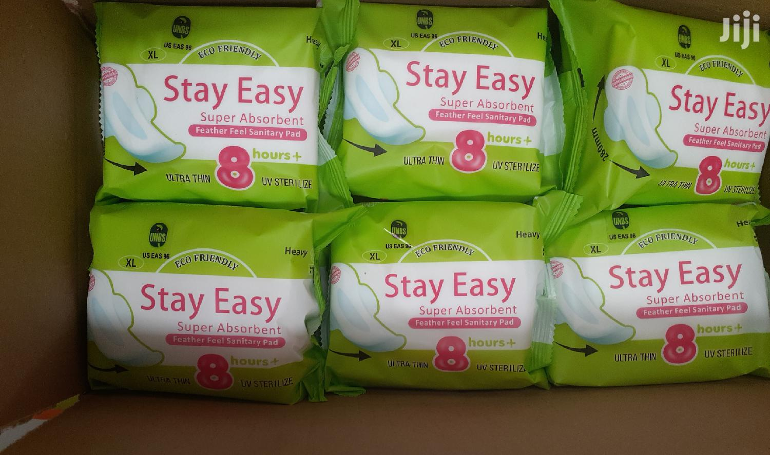 Archive: STAY Easy Sanitary Pad