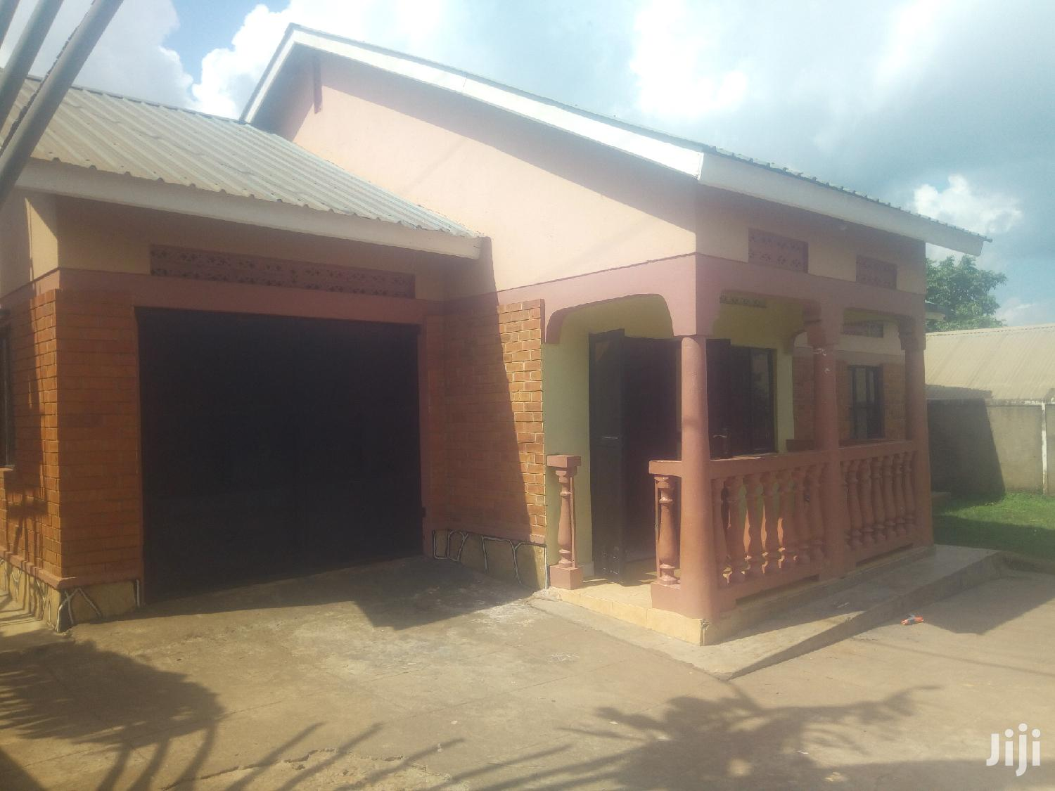 Three Bedroom House In Kyengera For Sale