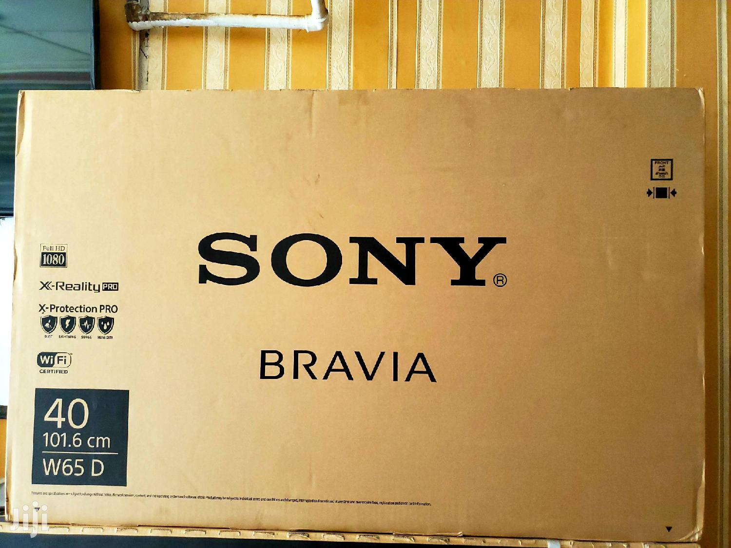 Brand New Sony Bravia 40inch Smart Tv