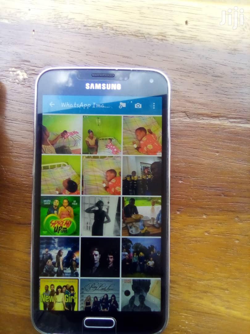 Samsung Galaxy S5 LTE-A G906S 16 GB Gray
