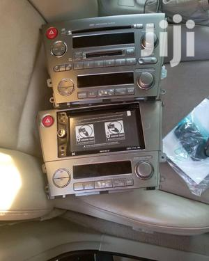 Subaru Legacy Car Radio