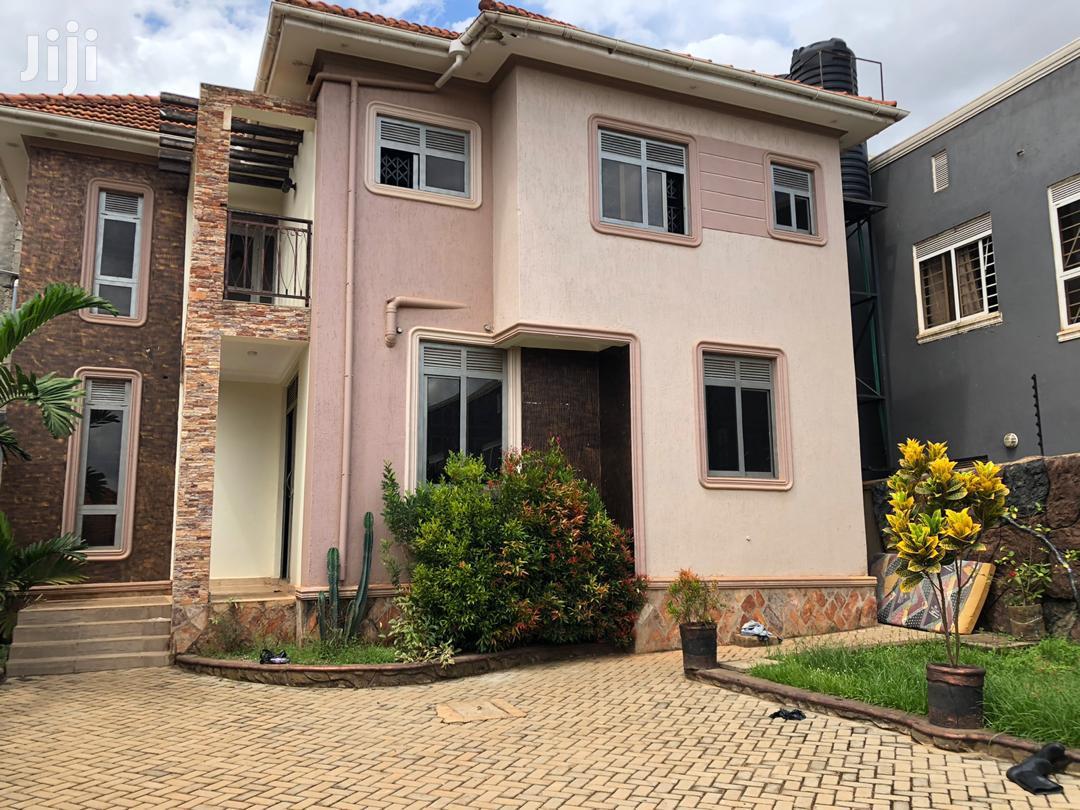 Four Bedroom Mansion In Kira For Sale