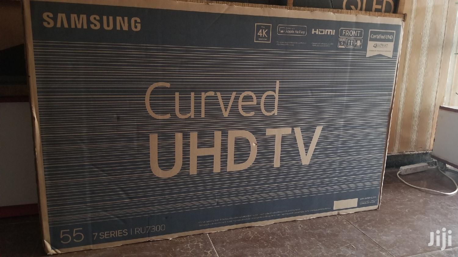 "Samsung 55"" Curve 