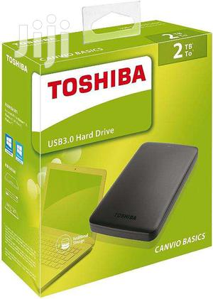 2 TB TOSHIBA External Portable 2TB Hard Disk   Computer Hardware for sale in Central Region, Kampala
