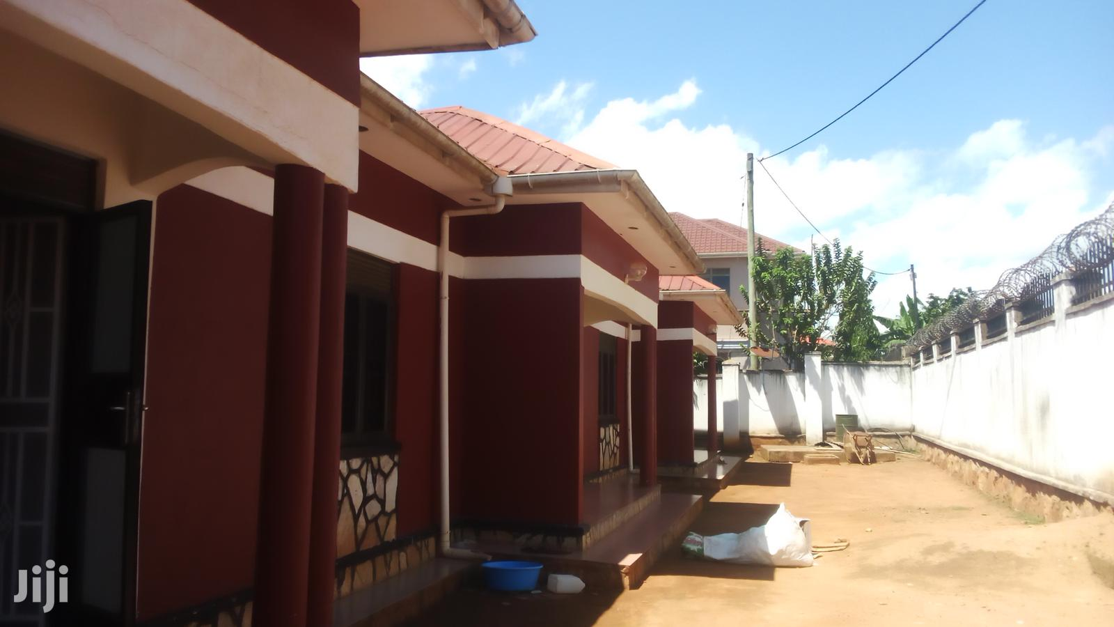 Bweyogerere 2bedroom House For Rent Self Contained Next To Main