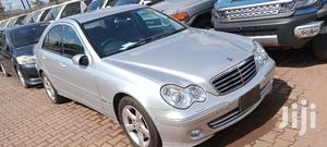 New Mercedes-Benz C180 2007 Silver   Cars for sale in Central Region, Kampala
